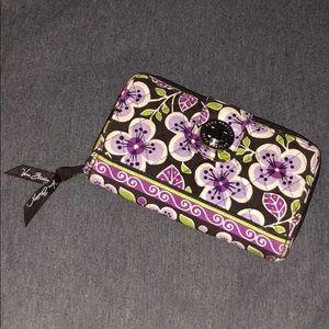 5/$25✨ Vera Bradley Large Wallet